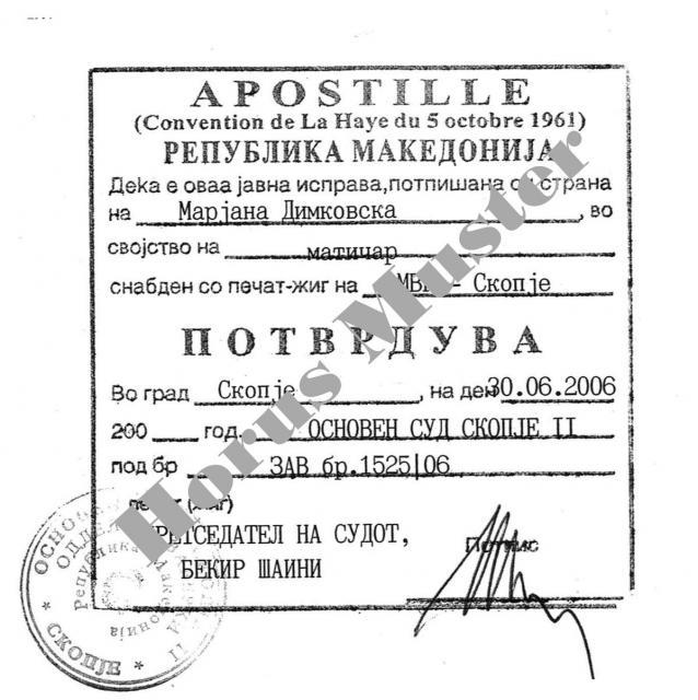 Partnervermittlung mazedonien
