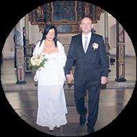 Patricia und Jochen